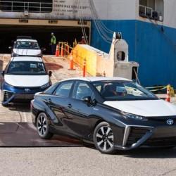 Una semana para la apertura de los pedidos del Toyota Mirai