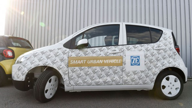 ZF-Smart-Urban-Vehicle