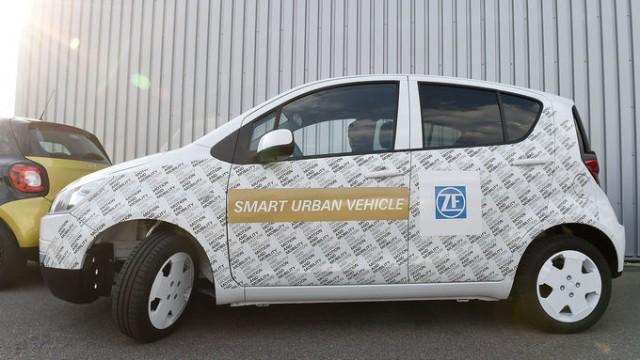 ZF-Smart-Urban-Vehicle