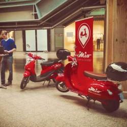 Emio. El sistema de moto sharing con scooters eléctricos que triunfa en Berlín