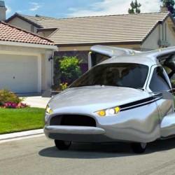 Terrafugia TF-X ¿El futuro de la automoción?