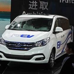 Las ventas de coches eléctricos se desploman en enero en China