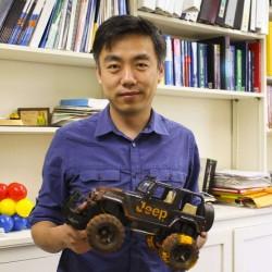 Nanogeneradores permitirán a los neumáticos generar electricidad