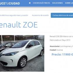 El mercado de segunda mano de coches eléctricos se anima en España