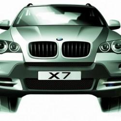 El BMW X7 eléctrico podría estar de camino