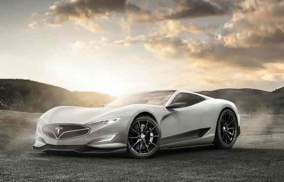 Tesla-Model-R