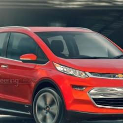 ¿Será este el Chevrolet Bolt de producción?