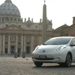 Nissan nos propone la mejor forma de conocer Europa  a los mandos de un Nissan LEAF o una e-NV200