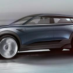 El Audi Q6 E-Tron Quattro tendrá tres motores eléctricos, y aerodinámica activa
