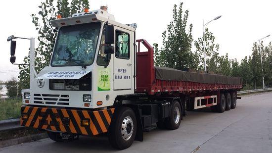 EDI PHEV Port Truck