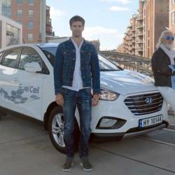 Hyundai ix35 a hidrógeno. 2.383 kilómetros en 24 horas