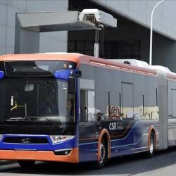 Un autobús eléctrico que recarga en 10 segundos
