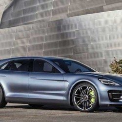El Porsche Pajun eléctrico será presentado en el Salón de Frankfurt