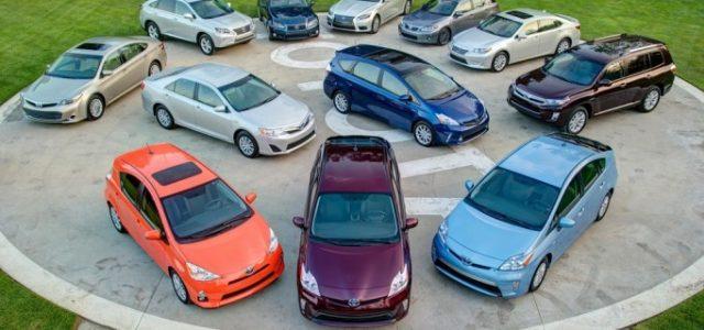 Toyota compartirá sus sistemas híbridos con otros fabricantes
