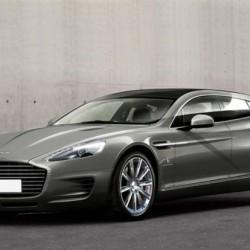 El Aston Martin Rapide eléctrico ya está en fase de pruebas