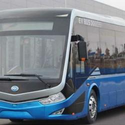 Zhongwang y Brilliance colaboran para el desarrollo de un autobús eléctrico con cuerpo de aluminio