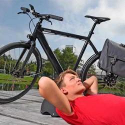 Coboc ONE eCycle. Bicicleta eléctrica de lo más discreta