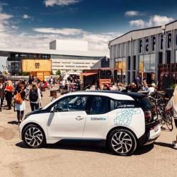 Copenhagen añadirá 400 BMW i3 a una flota de car sharing