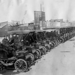Hubo un tiempo en el que los coches eléctricos fueron muy populares