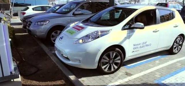 Endesa ecaR. Recargar un coche eléctrico usando solo una tarjeta de crédito ya es posible en Mallorca