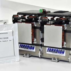 La batería de Faradion se aleja de las aplicaciones automovilísticas, y se acerca al almacenamiento para el hogar