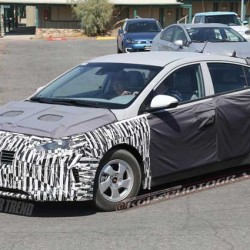 Nuevas imágenes confirman que Hyundai trabaja en un coche eléctrico