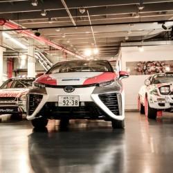 El Toyota Mirai se une al Campeonato Mundial de Rally (WRC)