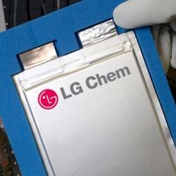 LG espera incrementar las ventas de baterías para coches eléctricos un 70% este año