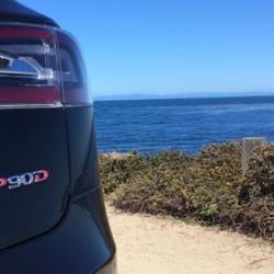 Un noruego recorre 536 kilómetros con el Tesla Model S P85D y una sola carga