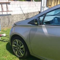 La importante mejora de la eficiencia de recarga del Renault ZOE r240