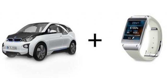 BMW nos muestra las posibilidades de conexión del i3. Control de la vivienda, apps para los smartwatch…