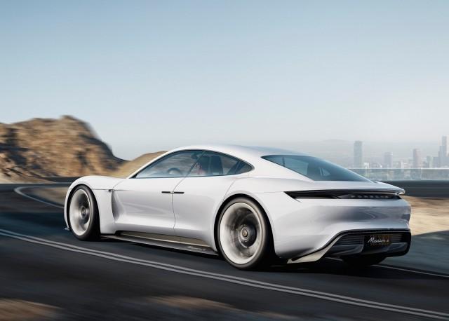 Porsche Mission E6