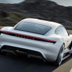 La producción del Porsche Mission E será de 15.000 unidades anuales