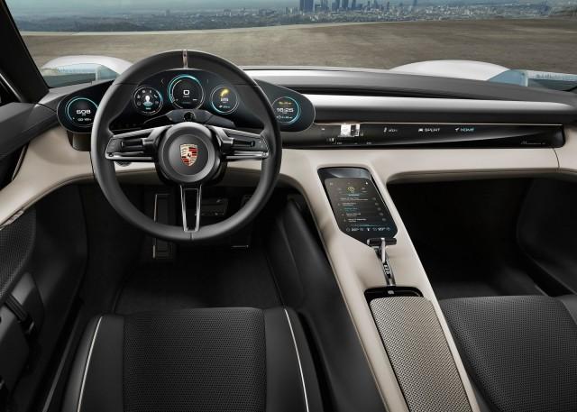 Porsche Mission E3