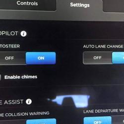 Se filtran algunas de las características de la actualización 7.0 de Tesla