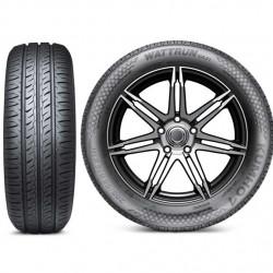 Kumho Wattrun. El neumático para coches eléctricos se presentará en Frankfurt