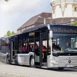 El autobús eléctrico de Daimler llegará en 2018