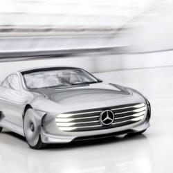 Mercedes-Benz Concept IAA, prototipo de híbrido enchufable con aerodinámica variable