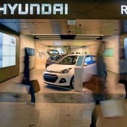 Hyundai prueba en Reino Unido el formato de venta de Tesla, y le gusta