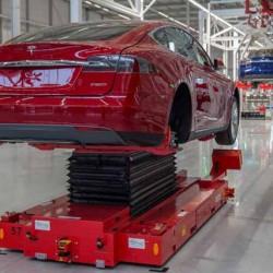 Se pone en marcha la renovada fábrica de Tesla en Europa