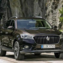 Borgward regresa a la fabricación de coches en China