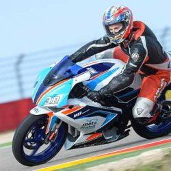 Las motos eléctricas llegarán al mundial de MotoGP en 2019