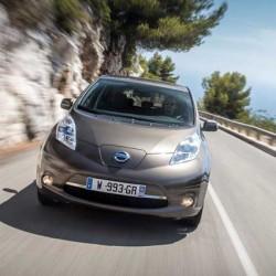 La batería de 30 kWh puede ser la última actualización que reciba la actual generación del Nissan LEAF