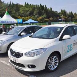El Renault Fluence ZE es el coche eléctrico más vendido en…Corea