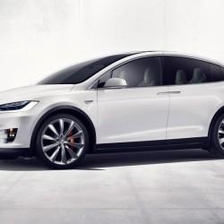Tesla Model X: ficha técnica
