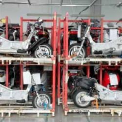 Govecs se hace con la fábrica de Vectrix en Europa