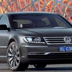 El Volkswagen Phaeton eléctrico puede ser uno de los primeros efectos secundarios del Dieselgate