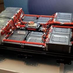 Primer vistazo a la batería del Nissan LEAF de segunda generación. 60 kWh, 500 kms de autonomía y llegada para 2018