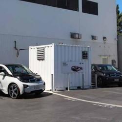 El proyecto BMW i ChargeForward, segunda vida para las baterías de los coches eléctricos, se lleva un premio