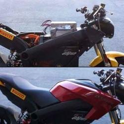 Un cargador rápido para motos eléctricas